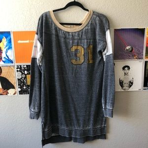 Free People Vintage Tunic sweatshirt